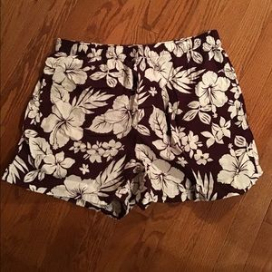 Old navy floral boxers